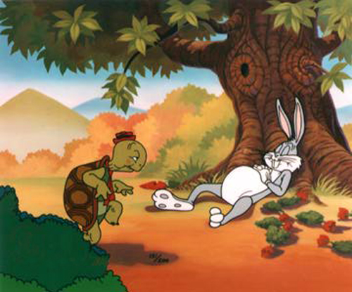 "The Real Lesson Behind ""The Tortoise And The Hare"" 